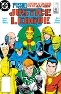 Justice League Vol 1 1
