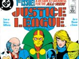 Justice League/Covers