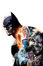 Batman creates the new Justice League of America
