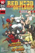 Red Hood and the Outlaws Annual Vol 2 2