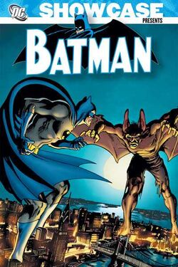 Cover for the Showcase Presents: Batman Vol 5 Trade Paperback
