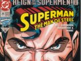 Superman: The Man of Steel Vol 1 25