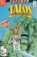 Talos of the Wilderness Sea Vol 1 1