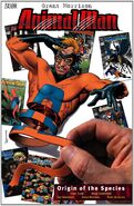 Animal Man Origin of the Species
