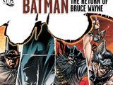 Batman: The Return of Bruce Wayne (Collected)