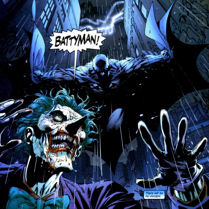 Batman Hush Dc Database Fandom