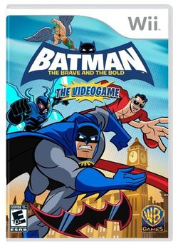 Batman TBATB Video Game