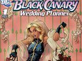 Black Canary Wedding Planner Vol 1 1