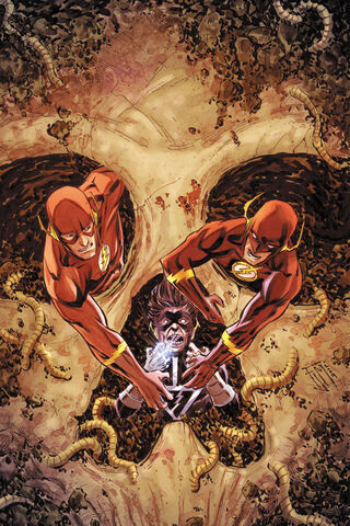 File:Blackest Night Flash Vol 1 2 Textless Variant.jpg
