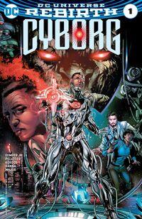Cyborg Vol 2 1