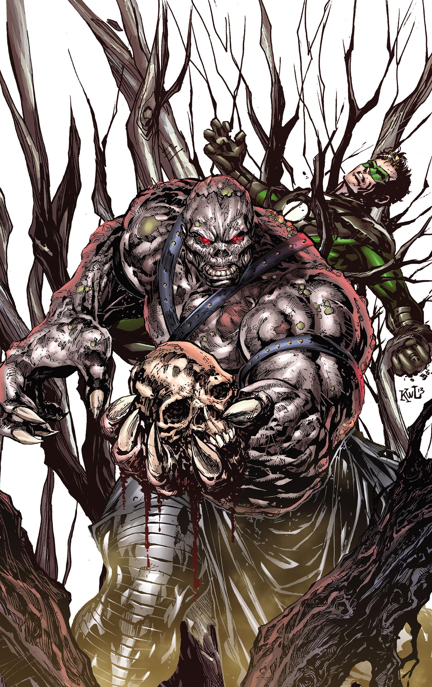 Solomon Grundy (Earth 2) | DC Database | FANDOM powered by