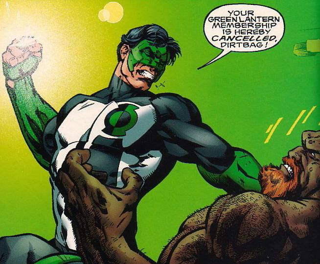 Green Lantern Kyle Rayner 014