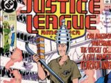 Justice League America Vol 1 44