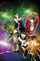 The Justice League Dark still stands!