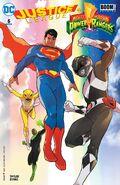 Justice League Power Rangers Vol 1 5