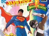 Justice League/Power Rangers Vol 1 5