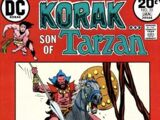 Korak Son of Tarzan Vol 1 55