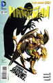 Savage Hawkman Vol 1 17