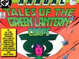 Tales of the Green Lantern Corps Annual Vol 1 3