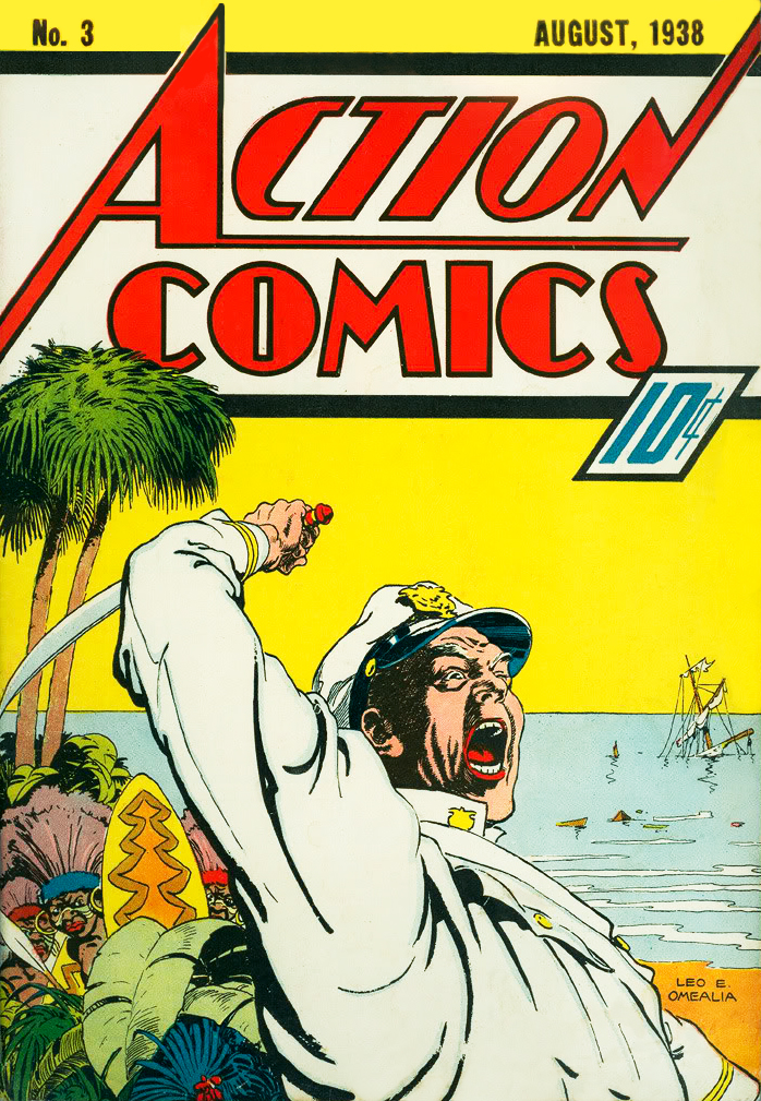 Police Comics Issue #3