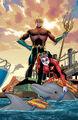 Aquaman Vol 7 39 Textless Harley Quinn Variant