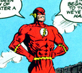Barry Allen Once and Future League