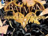 Batman: Arkham Origins (Collected)