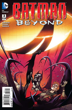Batman Beyond Vol 5 3