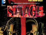 DC Universe Presents: Vandal Savage (Collected)