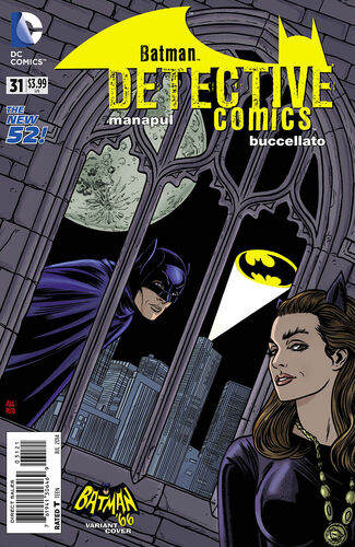 Batman '66 Variant
