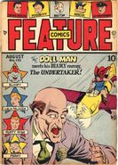 Feature Comics Vol 1 125