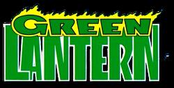 Green Lantern (1990) logo