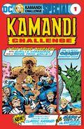 Kamandi Challenge Special Vol 1 1