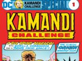 The Kamandi Challenge Special Vol 1 1