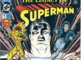 Superman: The Legacy of Superman Vol 1 1