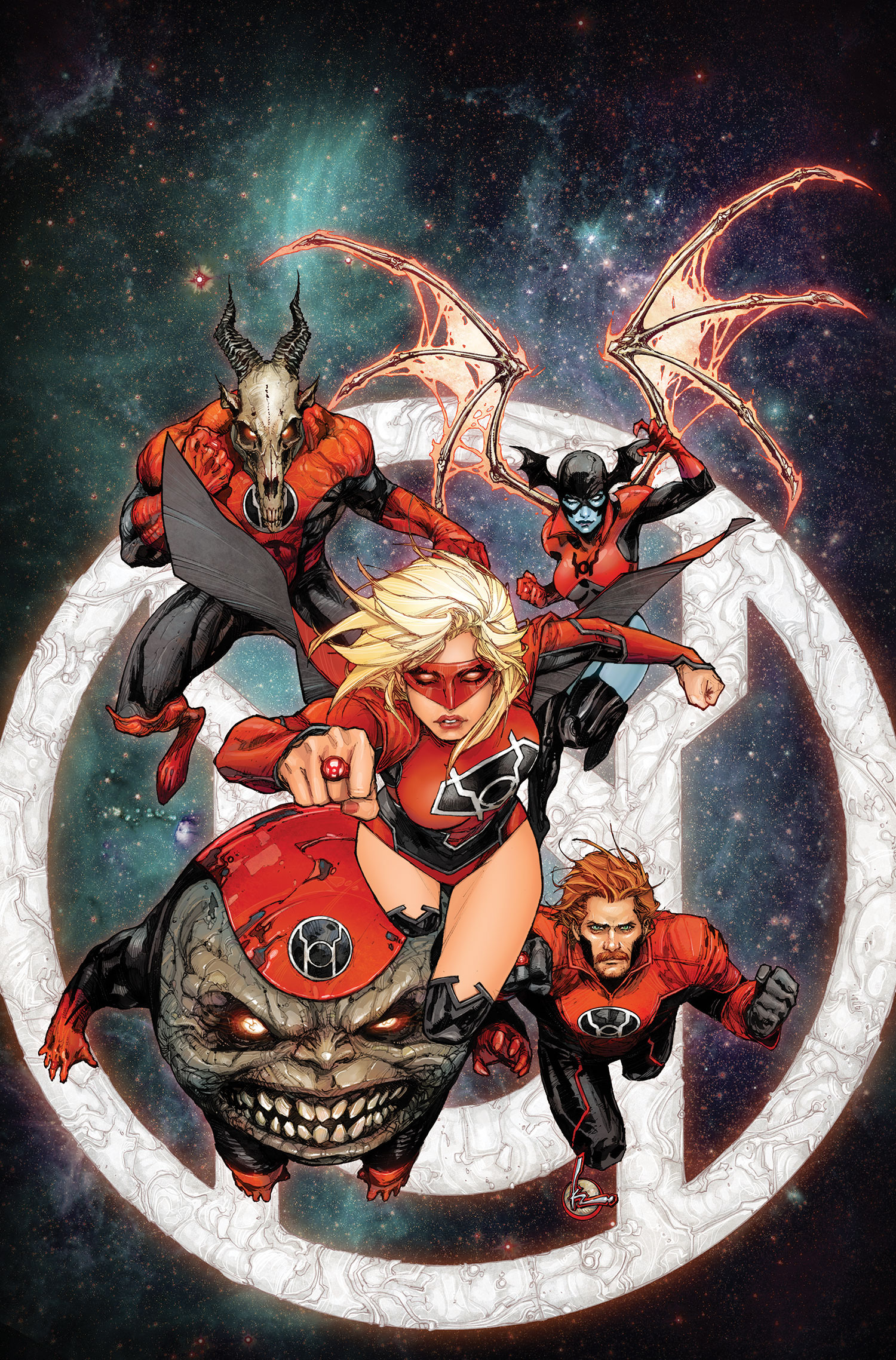 Red Lantern Corps | DC Database | FANDOM powered by Wikia
