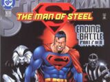 Superman: The Man of Steel Vol 1 131