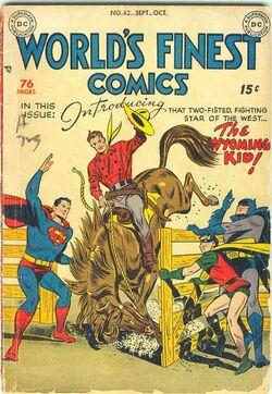 World's Finest Comics 42