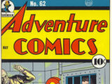 Adventure Comics Vol 1 62