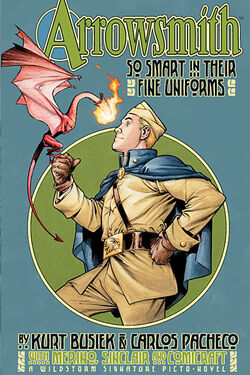 Cover for the Arrowsmith: So Smart In Their Fine Uniforms Trade Paperback