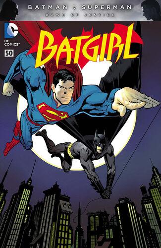 [[Batman v Superman: Dawn of Justice|Batman v Superman]] Variant