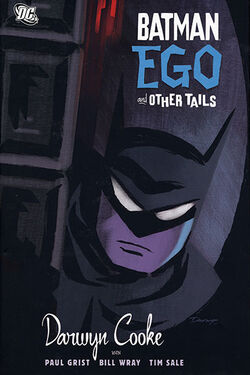 Cover for the Batman: Ego and Other Tails Trade Paperback