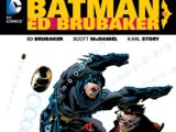 Batman by Ed Brubaker Vol. 1 (Collected)