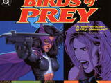 Birds of Prey: Sensei and Student (Collected)