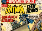 The Brave and the Bold Vol 1 102