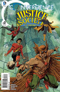 Convergence Justice Society of America Vol 1 2