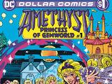 Dollar Comics: Amethyst Vol 2 1