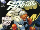 Green Arrow Vol 3 70
