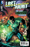 Green Lantern The Lost Army Vol 1 3