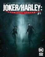 Joker Harley Criminal Sanity Vol 1 5